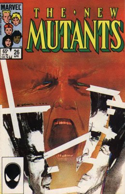 The New Mutants # 26 Issues V1 (1983 - 1991)