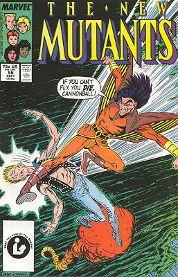 The New Mutants # 55 Issues V1 (1983 - 1991)