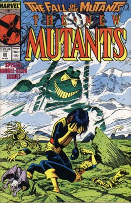 The New Mutants # 60 Issues V1 (1983 - 1991)