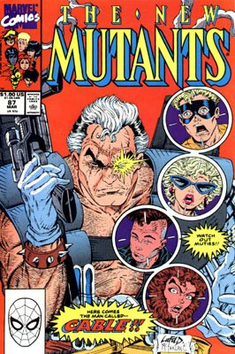 The New Mutants # 87 Issues V1 (1983 - 1991)