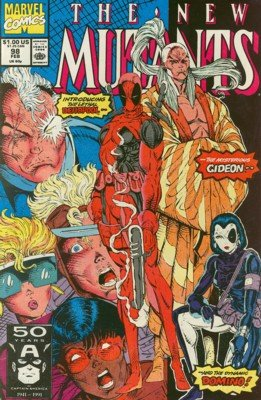 The New Mutants # 98 Issues V1 (1983 - 1991)