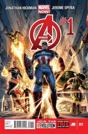 Avengers édition Issues V5 (2012 - 2015)