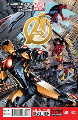 Avengers # 3 Issues V5 (2012 - 2015)