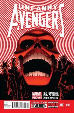 Uncanny Avengers # 2 Issues V1 (2012 - 2014)