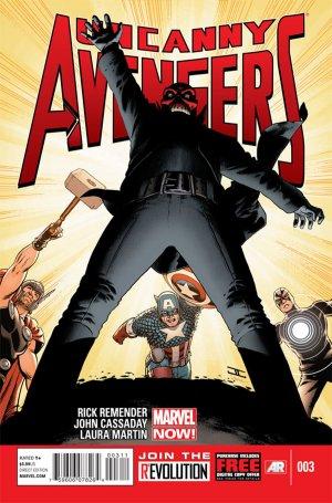 Uncanny Avengers # 3 Issues V1 (2012 - 2014)