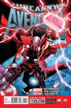 Uncanny Avengers # 4 Issues V1 (2012 - 2014)