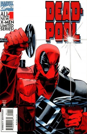 Deadpool édition Issues V1 (1994)
