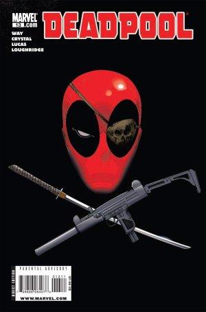Deadpool # 13 Issues V3 (2008 - 2012)