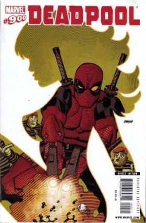 Deadpool # 900 Issues V3 (2008 - 2012)