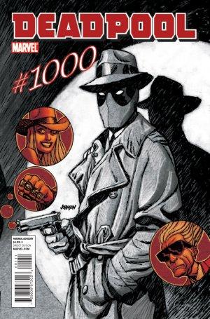 Deadpool # 1000 Issues V3 (2008 - 2012)