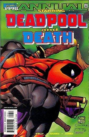 Deadpool édition Issues V2 - Annual (1998)