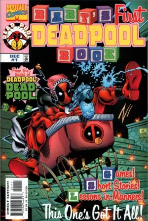 Baby's First Deadpool Book édition Issue (1998)