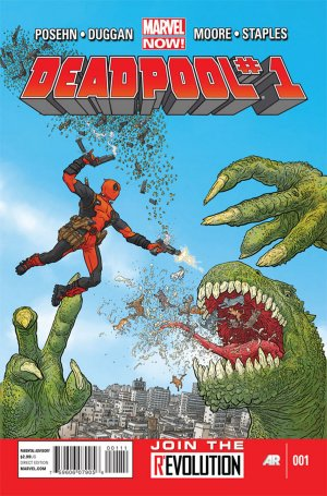 Deadpool édition Issues V4 (2012 - 2015)