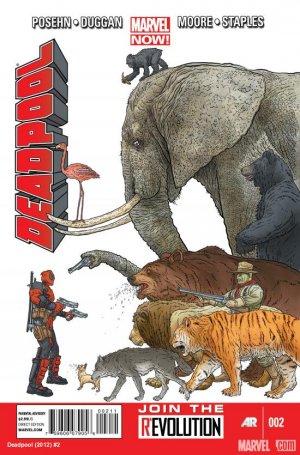 Deadpool # 2 Issues V4 (2012 - 2015)