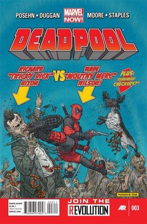 Deadpool # 3 Issues V4 (2012 - 2015)