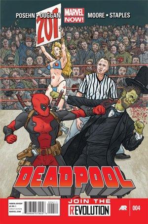 Deadpool # 4 Issues V4 (2012 - 2015)