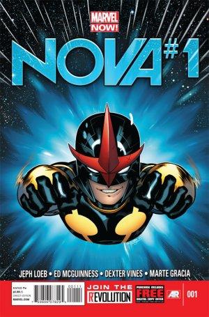 Nova # 1 Issues V5 (2013 - 2015)