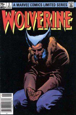 Wolverine # 3 Issues V1 (1982)