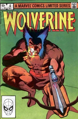 Wolverine # 4 Issues V1 (1982)