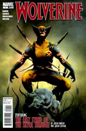 Wolverine édition Issues V4 (2010 - 2012)
