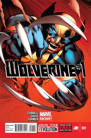 Wolverine édition Issues V5 (2013 - 2014)