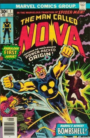 Nova # 1 Issues V1 (1976 - 1979)