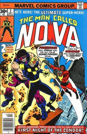 Nova # 2 Issues V1 (1976 - 1979)