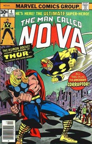 Nova # 4 Issues V1 (1976 - 1979)