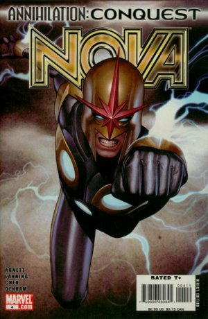 Nova # 4 Issues V4 (2007 - 2010)