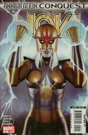 Nova # 5 Issues V4 (2007 - 2010)