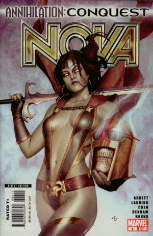 Nova # 6 Issues V4 (2007 - 2010)