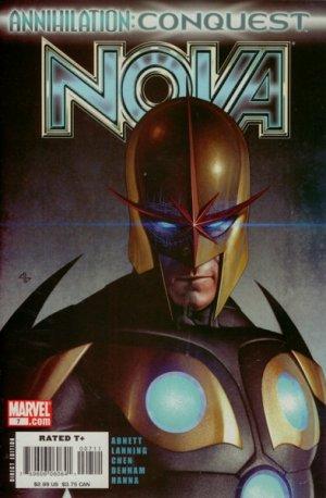 Nova # 7 Issues V4 (2007 - 2010)