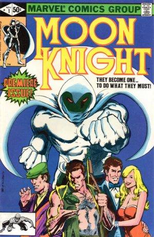 Moon Knight # 1 Issues V1 (1980 - 1984)