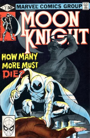 Moon Knight # 2 Issues V1 (1980 - 1984)