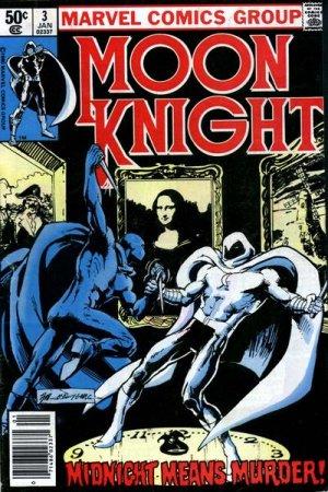 Moon Knight # 3 Issues V1 (1980 - 1984)