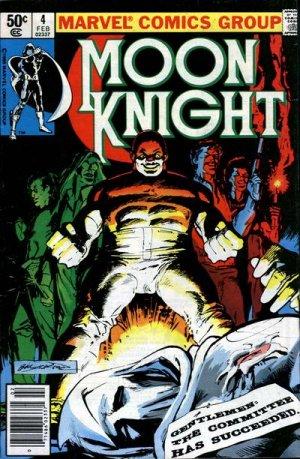 Moon Knight # 4 Issues V1 (1980 - 1984)