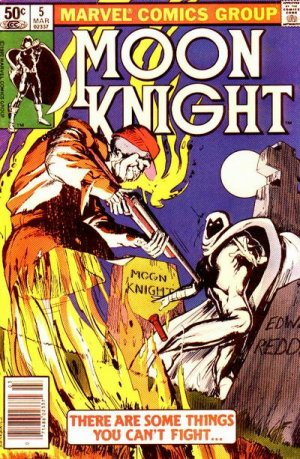 Moon Knight # 5 Issues V1 (1980 - 1984)