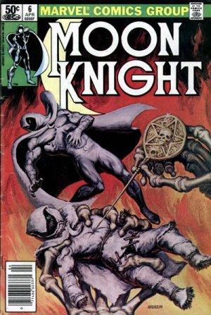 Moon Knight # 6 Issues V1 (1980 - 1984)