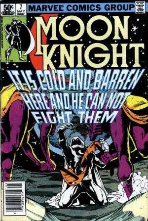 Moon Knight # 7 Issues V1 (1980 - 1984)