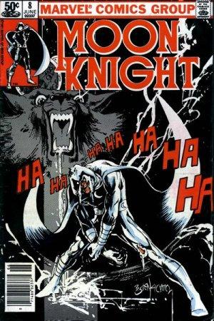 Moon Knight # 8 Issues V1 (1980 - 1984)