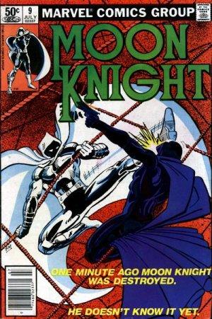 Moon Knight # 9 Issues V1 (1980 - 1984)