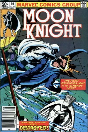 Moon Knight # 10 Issues V1 (1980 - 1984)