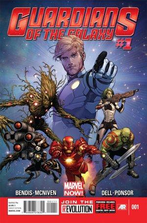Les Gardiens de la Galaxie édition Issues V3 (2012 - 2015)