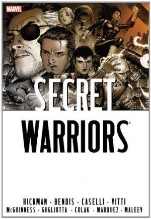 Secret Warriors # 1 TPB Hardcover