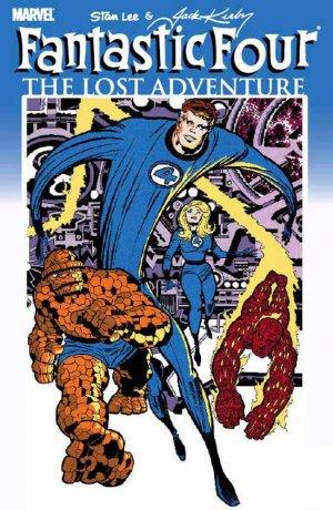 Fantastic Four - The Lost Adventure