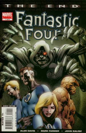 Fantastic Four - The End # 1 Issues