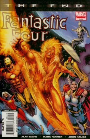 Fantastic Four - The End # 2 Issues