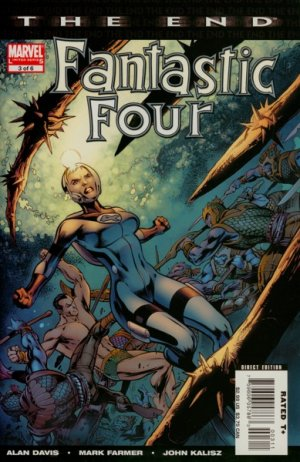 Fantastic Four - The End # 3 Issues