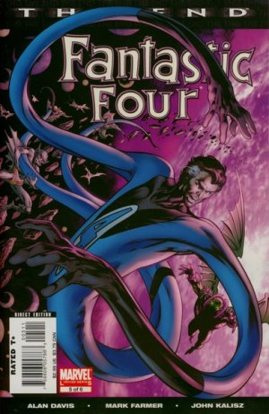 Fantastic Four - The End # 5 Issues