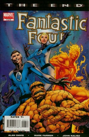 Fantastic Four - The End # 6 Issues